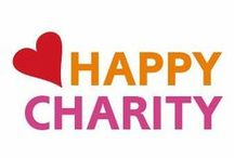 HAPPY CHARITY / With HAPPY CHARITY I suggest Projects, where Help is needed.  The first call is for Jane Goodall and the Chimps!