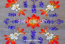 Simple Organic Beauty / Beauty and body care, simply made with organic ingredients. Non-toxic DIY recipes and products to help you to look and feel simply beautiful, safely, naturally.