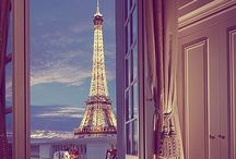 France. / Home of the city of love.  / by Gabby