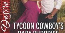 Tycoon Cowboy's Baby Surprise / Inspiration photos for Tycoon Cowboy's Baby Surprise by Katherine Garbera