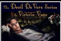 THE DEVIL DEVERE CHARACTER PORTRAITS / Artwork by Polina Ipatova