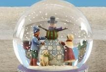 Snow globe / by Susana Pintos