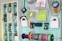 craft rooms {ideas}