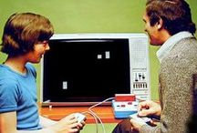 70s and 80s video gaming