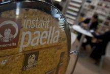 Instant Paella Carmencita / Easy and quick paella cooking.