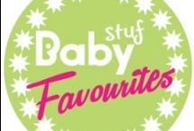 BabyStuf Favourites / Onze favoriete baby- en kinderproducten om je te inspireren!