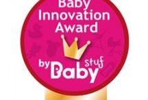 Baby Innovation Award / De winnaars van de Baby Innovation Award. www.babyinnovationaward.nl