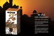 Herb teas and teas Carmencita / Our range of teas and herb teas
