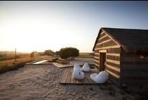 Casas na Areia › THE PROJECT  / Casas Na Areia is a 2010 project from our good friend, the architect Manuel Aires Mateus. In the opening year Casas Na Areia was chosen to represent Portugal at the Venice Bienal of Architecture 2010.