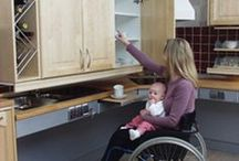 Making Life Easier  / People with a disability can have special needs in the kitchen and in life. This board is dedicated to cool stuff, fun stuff and seriously good stuff to help make lives easier, better & more fun
