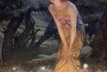 Cute Fairy Tales//Fairies//Gnomes/Tony Wolf/Dwarfs