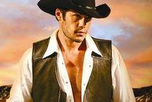 SHARP SHOOTIN' COWBOY / Inspirations for my contemporary romance series