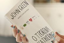 An abundance of Kathrines / Amazing book by John Green