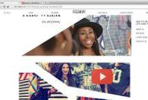 MIG Website / Inspiration