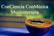 Musicoterapia / Frases y contenidos de Musicoterapia
