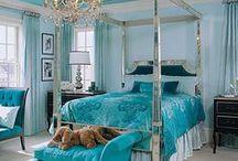 cozy bedrooms.