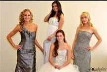 Gorgeous Gowns / These are examples of the gorgeous one-of-a-kind gowns we carry at Compleat Couture!