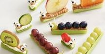 Fun Food for Kids / Easy and fun snack, meals, and drinks. There is a theme for everything! Whether its animal food, holiday themed food, or just plain silly. Your kids are sure to love these fun foods.