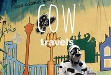 Cow Travels / Cow travels around the world and finds adventure, nature, culture and a whole lot of fun stuff.