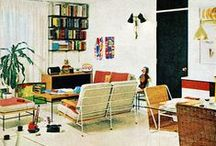 Retro Modern Interior Design