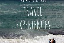 Amazing Travel Experiences / This is a shared board, featuring beautiful and amazing travel destinations. Be inspired for your next trip or enjoy the sights and what the world has to offer from the comfort of home.