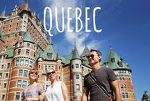 BEST OF QUEBEC / Discover the local side of Quebec with insider tips and photos of daily life. Find out where to get the best tasty treats in Quebec Canada.