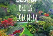 Best of British Columbia / British Columbia is a stunning province on Canada's west coast. Discover the breathtaking wonder of British Columbia Canada.