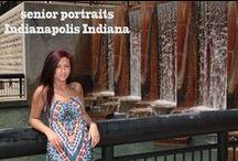 Senior Portraits Indianapolis Indiana Photographer / Senior pictures in  Indianapolis Indiana R Cartwright Photography