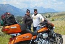Harley Travels / Traveling the USA on a Harley, Motorcycles Travel Photography
