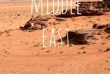 Magical Middle East / Travel board about places in the Middle East.