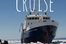 Cruise The World / Best places to cruise around the world