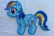 perler my little pony
