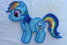 perler my little pony