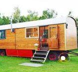 Unser Zirkuswagen / Zirkuswagen / Bauwagen / Schaustellerwagen /  Tiny House / Natur