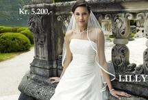 85ce1946 LILLY Brudekjoler 2013 / LILLY sin vakre og romantiske brudekolleksjon for  2013 er på plass.