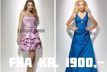 Korte kjoler til Skoleball og Konfirmasjon