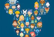 Disney stuff / by Jessica Ford
