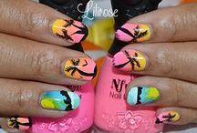 Mes nails arts