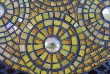 Mosaico/smalti/vidrio