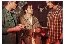 Supernatural / by Jessica Ford