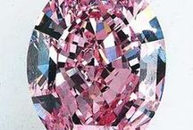 Gemstones & where they come from. / Gems in the rough and cut and polished / by Melinda Crowcroft
