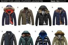 Mens Jacket Collection / Shop for cool Jacket for the fashion-conscious men at sneakoutfitters.com / by Sneak Outfitters