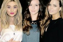 Rєѕρєcт Tнє 1D GF'ѕ / Well they are all ex GF's now... But you can still post about Eleanor, Perrie, Taylor, Sophia or Danielle. :)