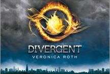 hoopla is divergent / We love the Divergent Trilogy! Listen to Divergent, Insurgent, and Allegiant free on hoopla with your public library card!  / by hoopla digital