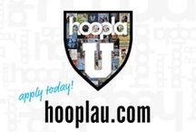 hoopla on campus! / Listen to hoopla music on your way to class, watch videos or television shows in your dorm room or listen to an audiobook in your free time. hoopla is great for the busy student! / by hoopla digital
