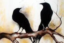 Raven - Inspiration