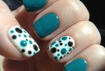 nail art / #nail #art #beauty #inspiration #christmas #tutorials