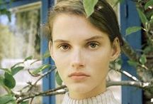 BEAUTY / Hair and makeup we're inspired by