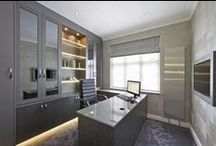 Home Office Inspirations / Looking to convert one of your rooms to a home office? Find designs and inspirations here, all work completed by our members at Expert Trades. From layout ideas, making the most of the space and office furniture inspiration.