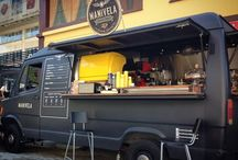 Manivela Coffee Truck / Manivela Coffee Truck
